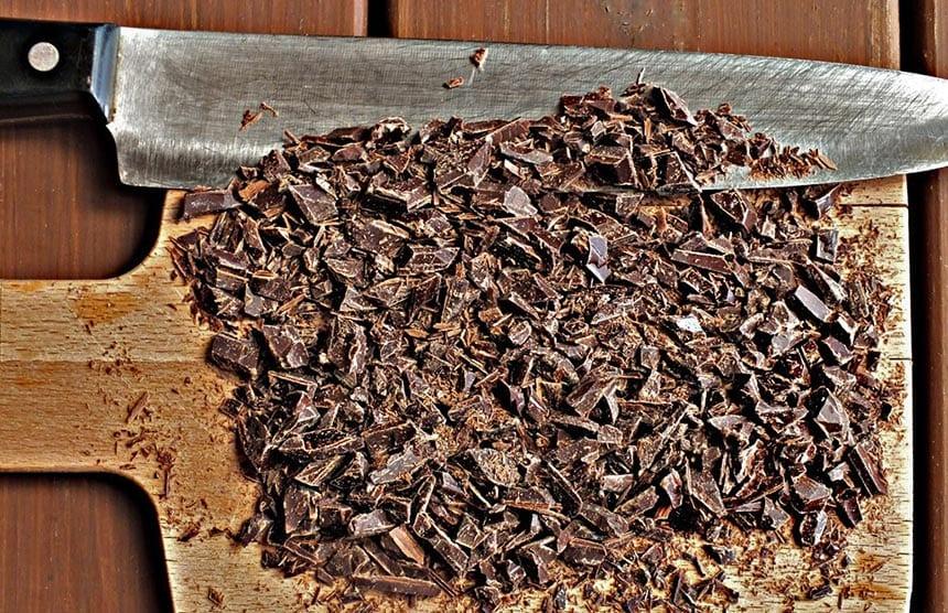 עוגיות נשיקות מרנג שוקולד אגוזים