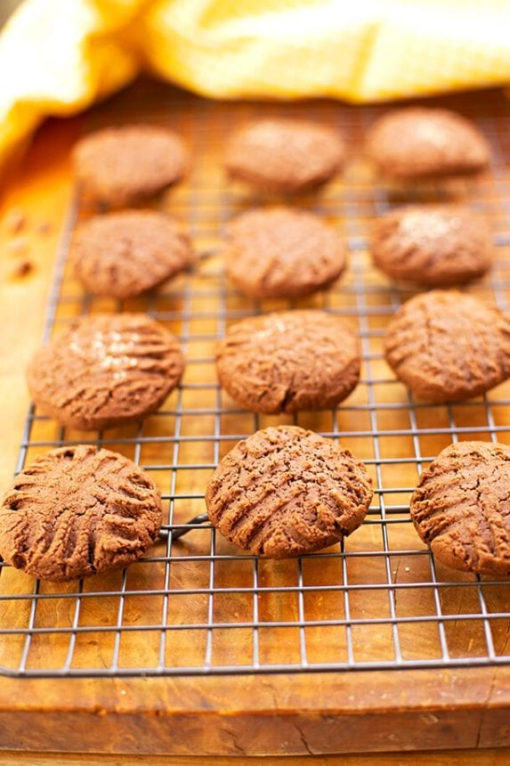 עוגיות שוקולד דיאטטיות טעימות