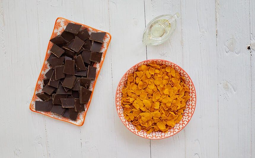 מתכון לכדורי שוקולד פרווה