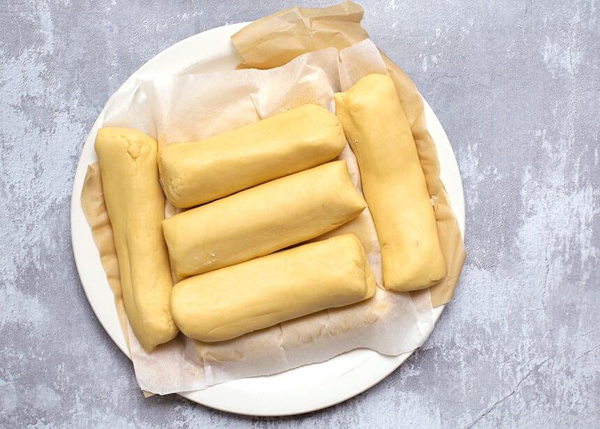 מגוון עוגיות בצק מאסטר אחד-מטבח לייט