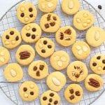 עוגיות מגוונות מבצק מאסטר אחד-מטבח לייט