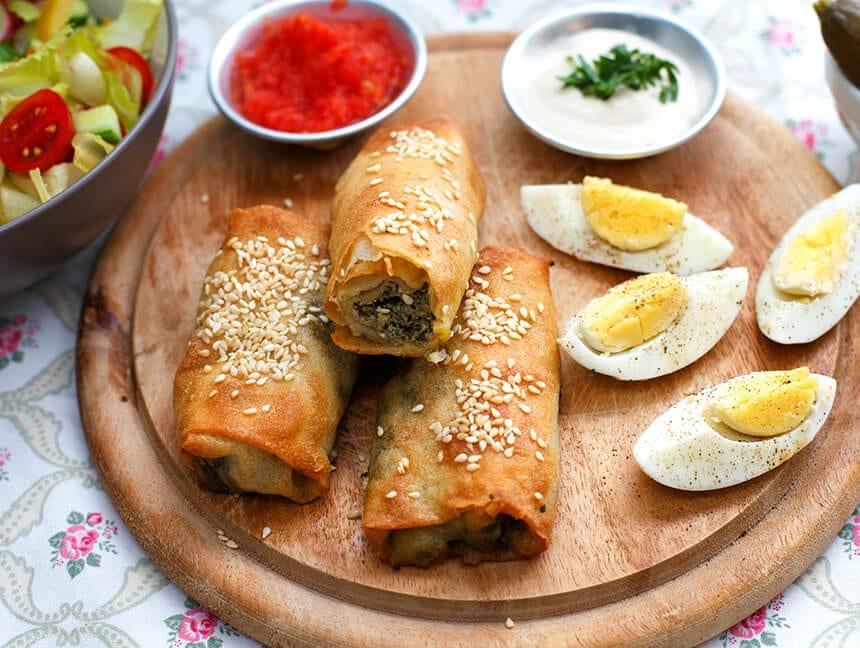 בורקס דל קלוריות - מטבח לייט