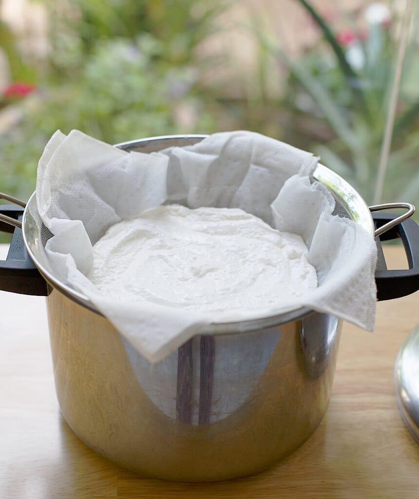 גבינת שמנת לייט-מטבח לייט