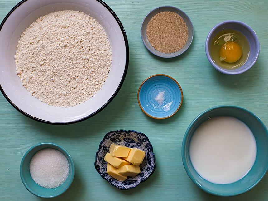 דונאטס אפויים-מטבח לייט