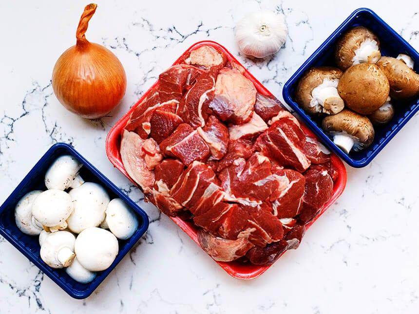 צלי בקר - מטבח לייט