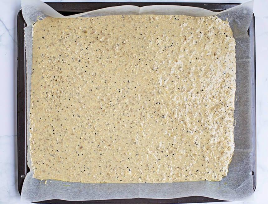 קרקרים טעימים בטירוף-מטבח לייט