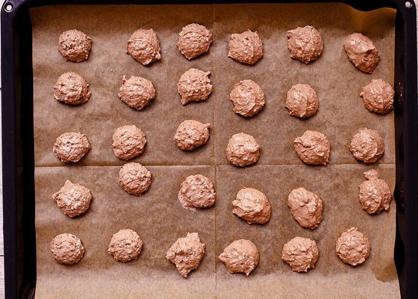 עוגיות מרנג-מטבח לייט
