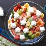 סלט פירות תאילנדי-מטבח לייט