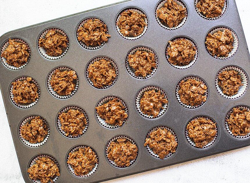 כדורי שוקולד דיאטטים - מטבח לייט