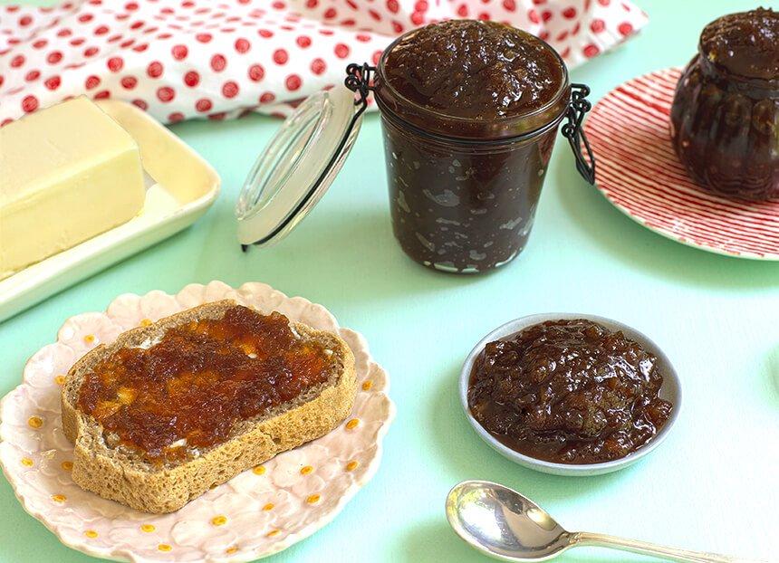 ריבה ללא סוכר - מטבח לייט