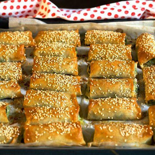 בורקס דל קלוריות-מטבח לייט