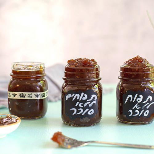 ריבה ללא סוכר-מטבח לייט